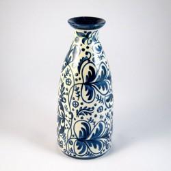 Botella Medieval Azul