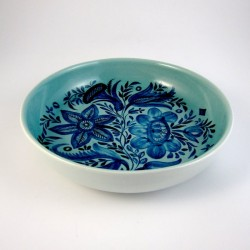 Fuente Flor Azul