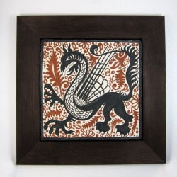 Socarrat Dragón 30x30 cm