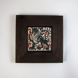 Socarrat Dragón 10x10 cm