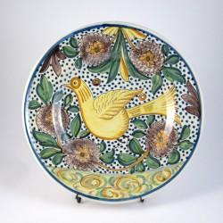 Plato Popular Pájaro
