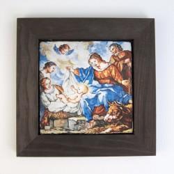 Azulejo Natividad