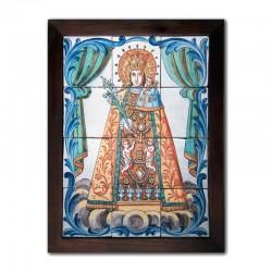 Panel Virgen Desamparados