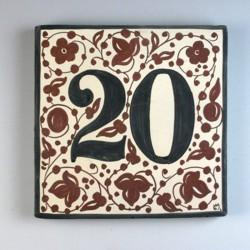 Socarrat Número 20x20