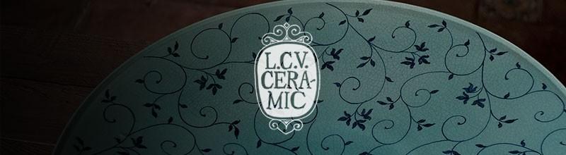 LCV ceramic